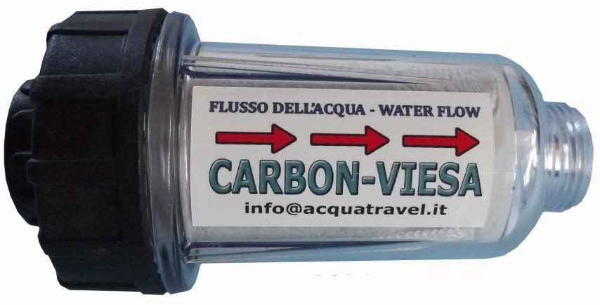 filtro carbon viesa