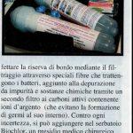 Kit acqua pulita