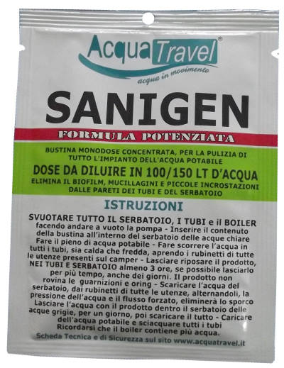 sanigen acquatravel