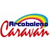 arcobaleno caravan